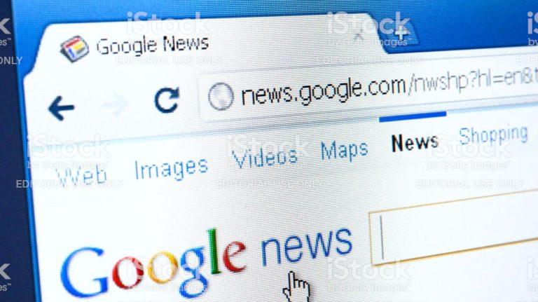 О ранжировании контента в Google News