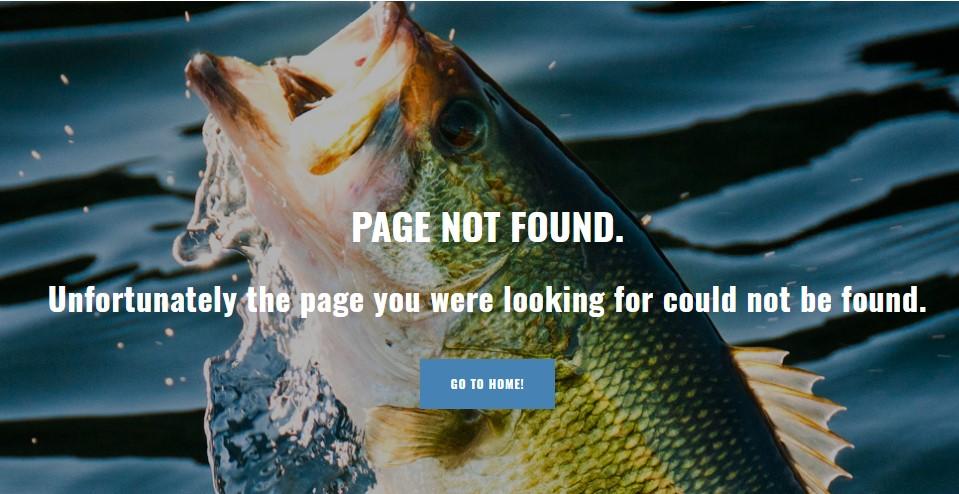 Оптимизация страницы 404